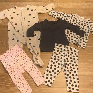 Baby Girl H&M Bundle